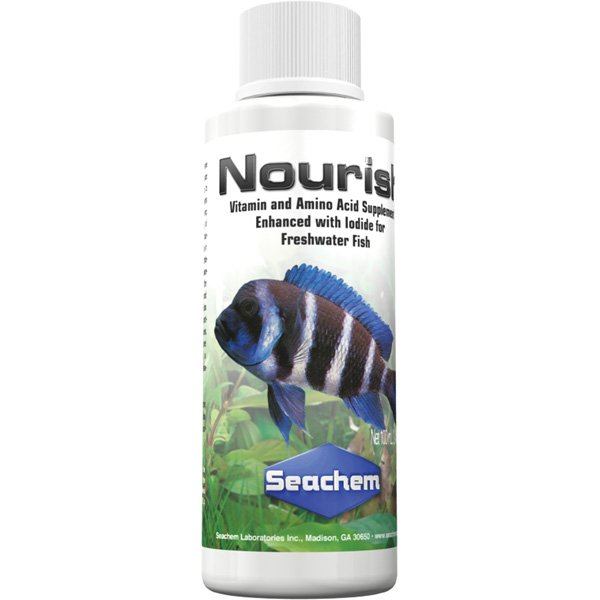Nourish Fish Supplement 100 Ml