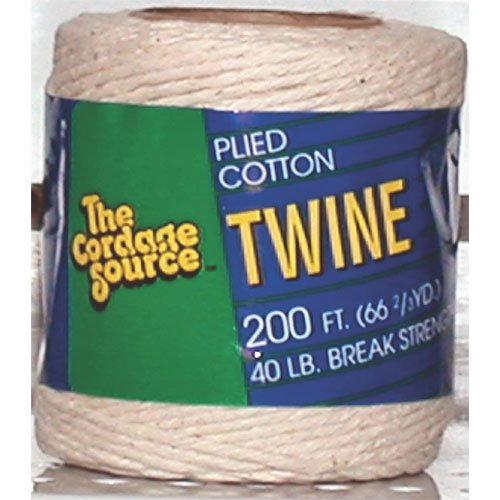 Cotton Cable Twine - 200 ft. Best Price
