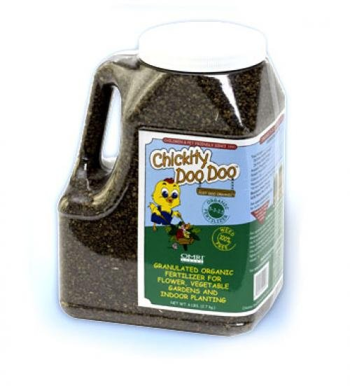 Chickity Doo Doo Organic Fertilizer - 6 lbs Best Price