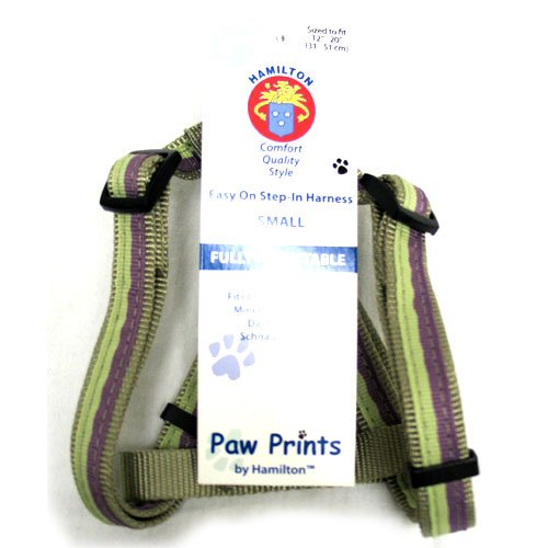 Adj. Easy On Dog Harness / Size (Plum Sage 5/8 x 12-20 in.) Best Price