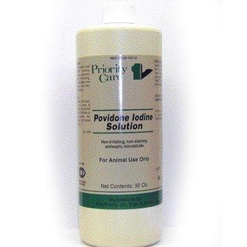 Povidone Iodine Solution 1% - 32 oz. Best Price