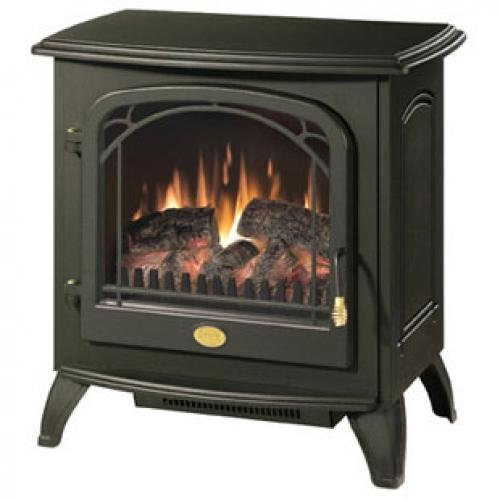 Traditional Black Free-Standing Electric Stove Best Price