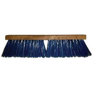 Heavy Duty Push Broom 16 in. Best Price