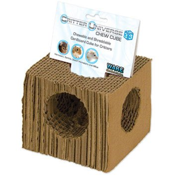 Cu 3 Chew Cube Accessory for Small Animals Best Price