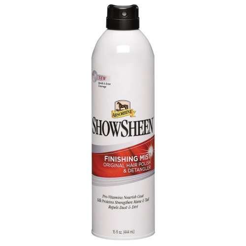 Showsheen Equine Finishing Mist 15 oz Best Price