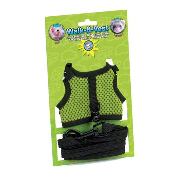 Walk-N-Vest Leash for Small Animals / Size (Small) Best Price