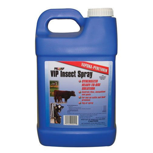 Prozap Vip Insect Spray 2.5 gal. (Case of 2) Best Price