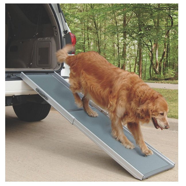 Deluxe Telescoping Pet Ramp Best Price