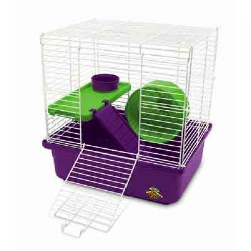 My First Hamster Home 2 Story Small Animal Cage Case Of 4