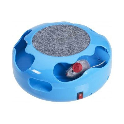 Mouse Chase Electronic Cat Toy Best Price