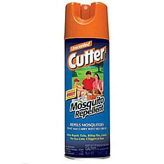 Cutter 6 oz. 10% DEET Insect Repellent (Aerosol) Best Price