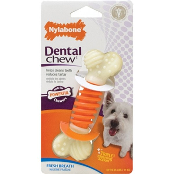 Dental Chew Canine Dental Device / Size (Small) Best Price