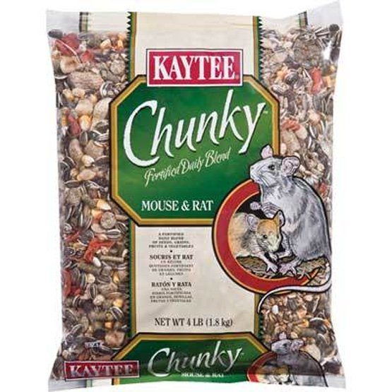 Kaytee Supreme Chunky Mouse/ Rat - 4 lb. Best Price