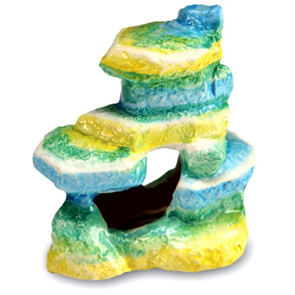 Glo Rainbow Rock for Aquariums Best Price