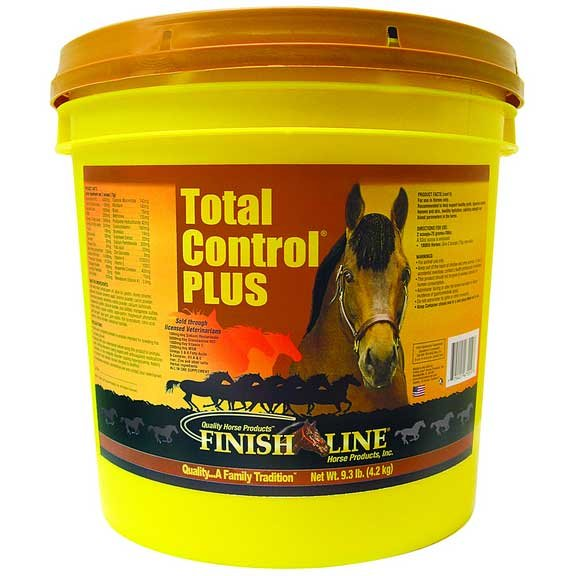 Finish Line Total Control Plus Equine Supplement / Size (9.3 lbs.) Best Price
