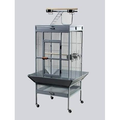 Parrot Prevue Select Cage 30x22x63 in. / Color (Pewter) Best Price
