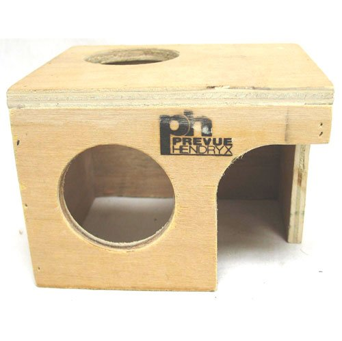 Wood Hamster Hut Best Price