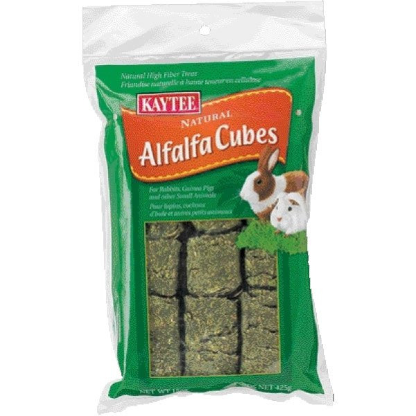 Kaytee Alfalfa Cubes 15 oz. Best Price