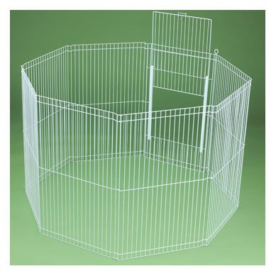 Clean Living Playpen For A Small Dog Or Pet