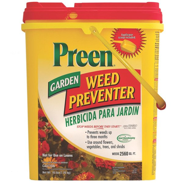 Find lowest price on preen vegetable garden weed preventer size 25 lbs pet products for How to use preen in vegetable garden