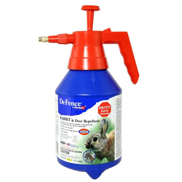 DeFence Rabbit and Deer Repellent 50 oz. Best Price