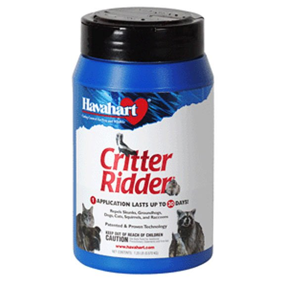 Critter Ridder 1.25 lb Animal Repellent Best Price