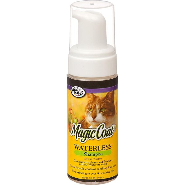 Magic Coat Waterless Cat Shampoo 6 oz. Best Price
