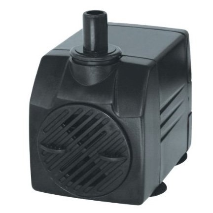 Statuary Pond Pump With Barb Fitting / Size 120 Gph