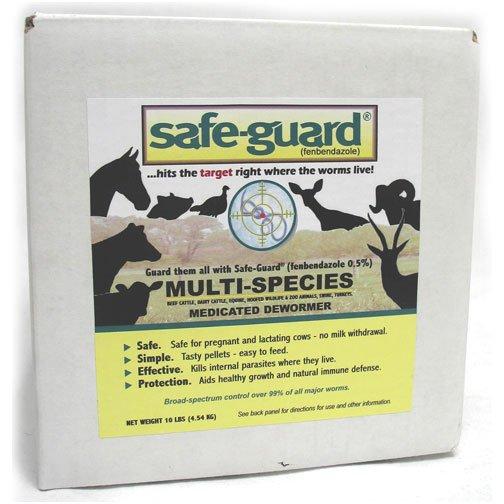 Safe Guard 0 50 Dewormer 10 Lbs Gregrobert