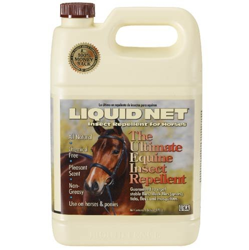 Liquid Net for Horses / Size (Gallon Refill) Best Price