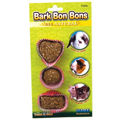 Bark Bon Bons Wood Treats for Small Animals Best Price