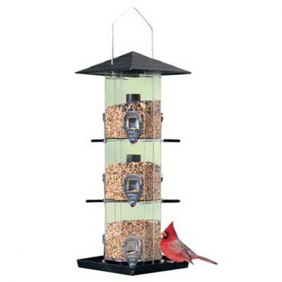 Birdscapes Deluxe Grandview Feeder Best Price