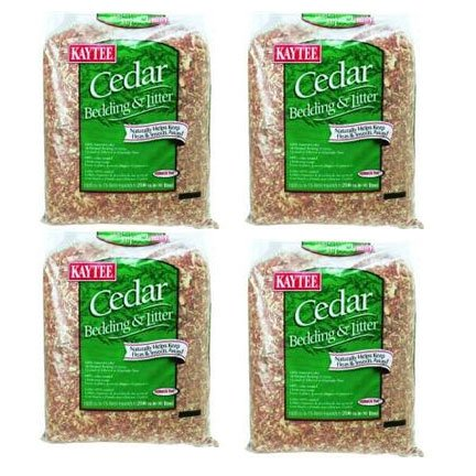 Cedar Bedding Amp Litter 3000 Cubic In Rabbit Products