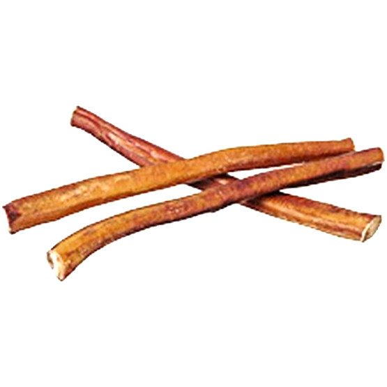buy bulk regular bully sticks 7 in case of 35 dog products gregrobert. Black Bedroom Furniture Sets. Home Design Ideas