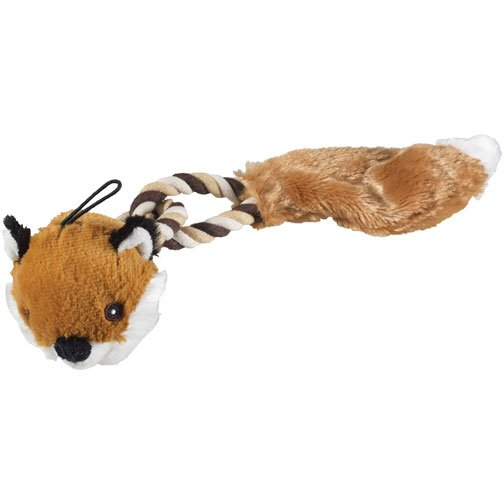 Crazy Rope Tug Dog Toy - 10 in.