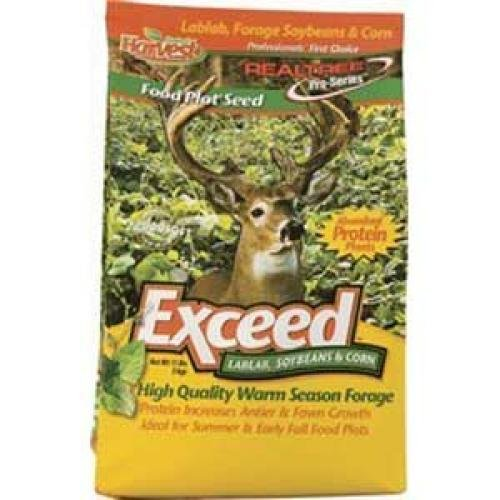 Exceed Deer Food Plot Seed - 11 lb. Best Price