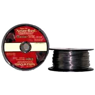 Never Rust Aluminum Wire for Fencing / Size (17 gauge  250 ft.) Best Price