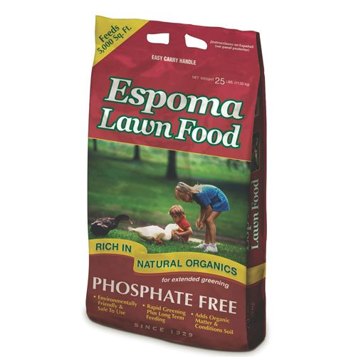 Organic Lawn Food 18-0-3 - 20 lbs Best Price