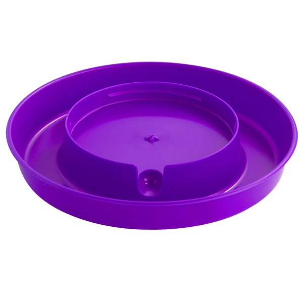 Screw-On Base - 1 gal. / Color (Purple) Best Price