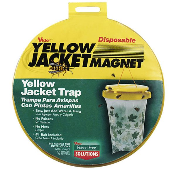 Yellow Jacket Magnet Disposable Bag Trap Best Price