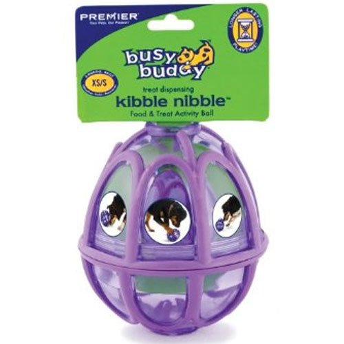 Busy Buddy Kibble Nibble Feeder Ball - Small