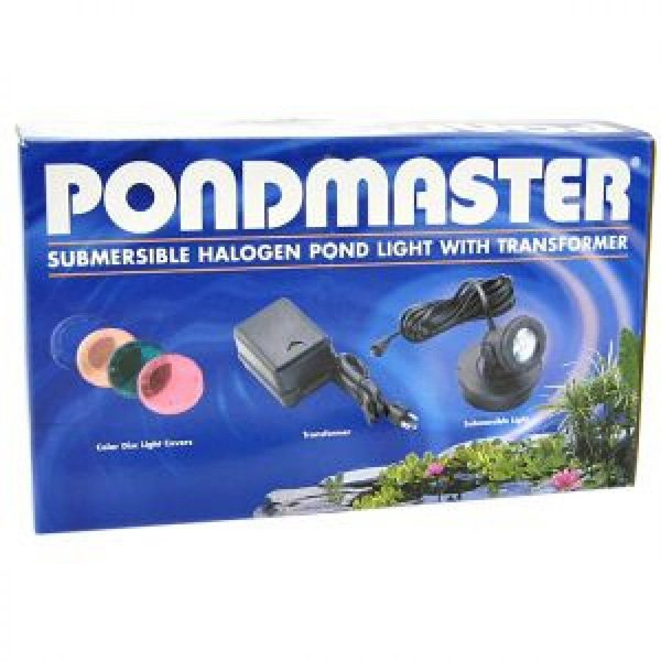 Halogen Pond Light Kits / Lights One