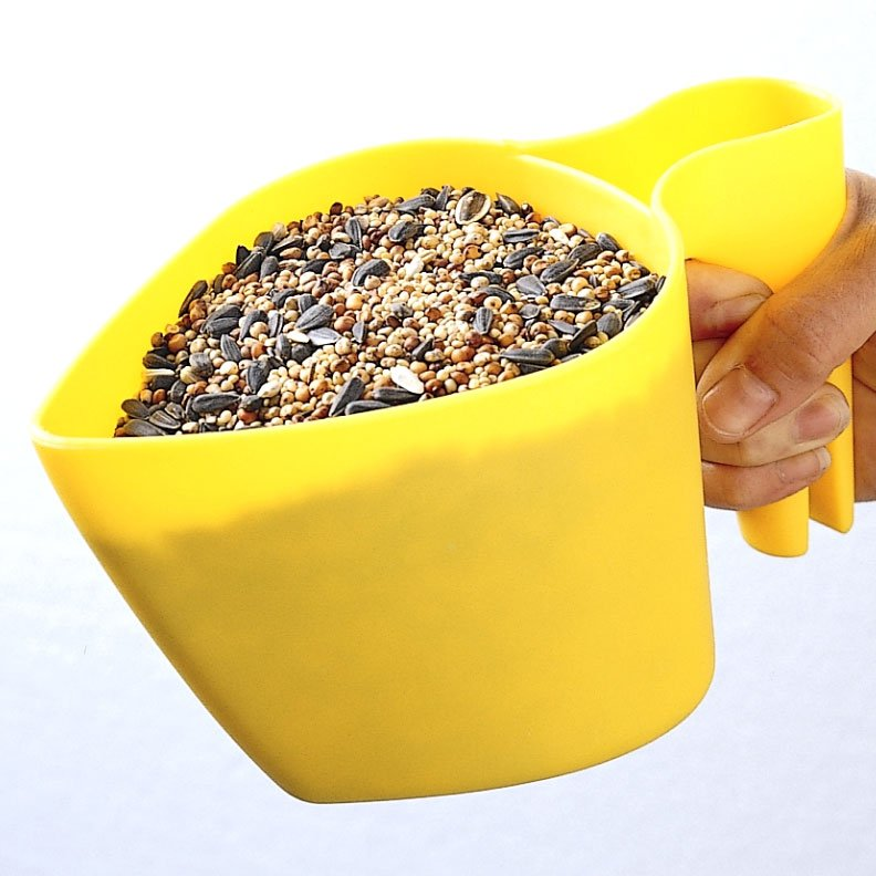 Garden Song Scoop N Fill 4 Cups