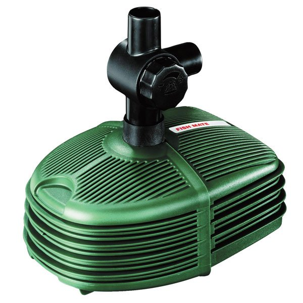 Fish mate pond pump model 800 shopping online 46 for Koi pond pumps for sale