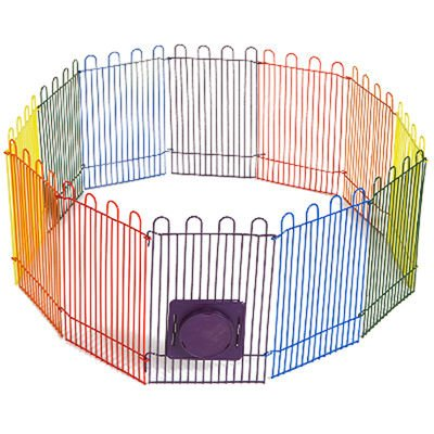 Crittertrail Playpen with Mat for Small Animals Best Price