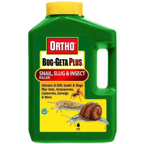 Bug Geta Snail and Insect Killer 3 lbs. ea. (Case of 9) Best Price