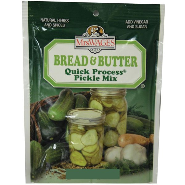 Bread and Butter Pickle Mix 5.3 oz Best Price