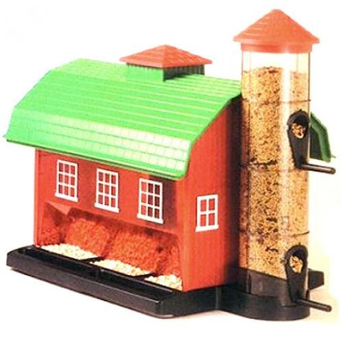 Red Barn Combo Birdfeeder - 3 lbs Best Price