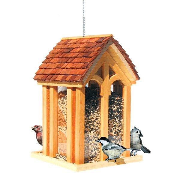 Birdscapes Mountain Chapel Bird Feeder