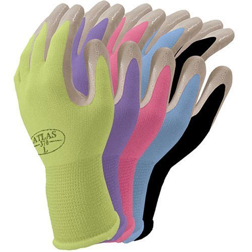 ATLAS Nitrile TOUCH Glove / Size (Large) Best Price
